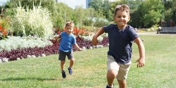 Tips for helping kids stay active